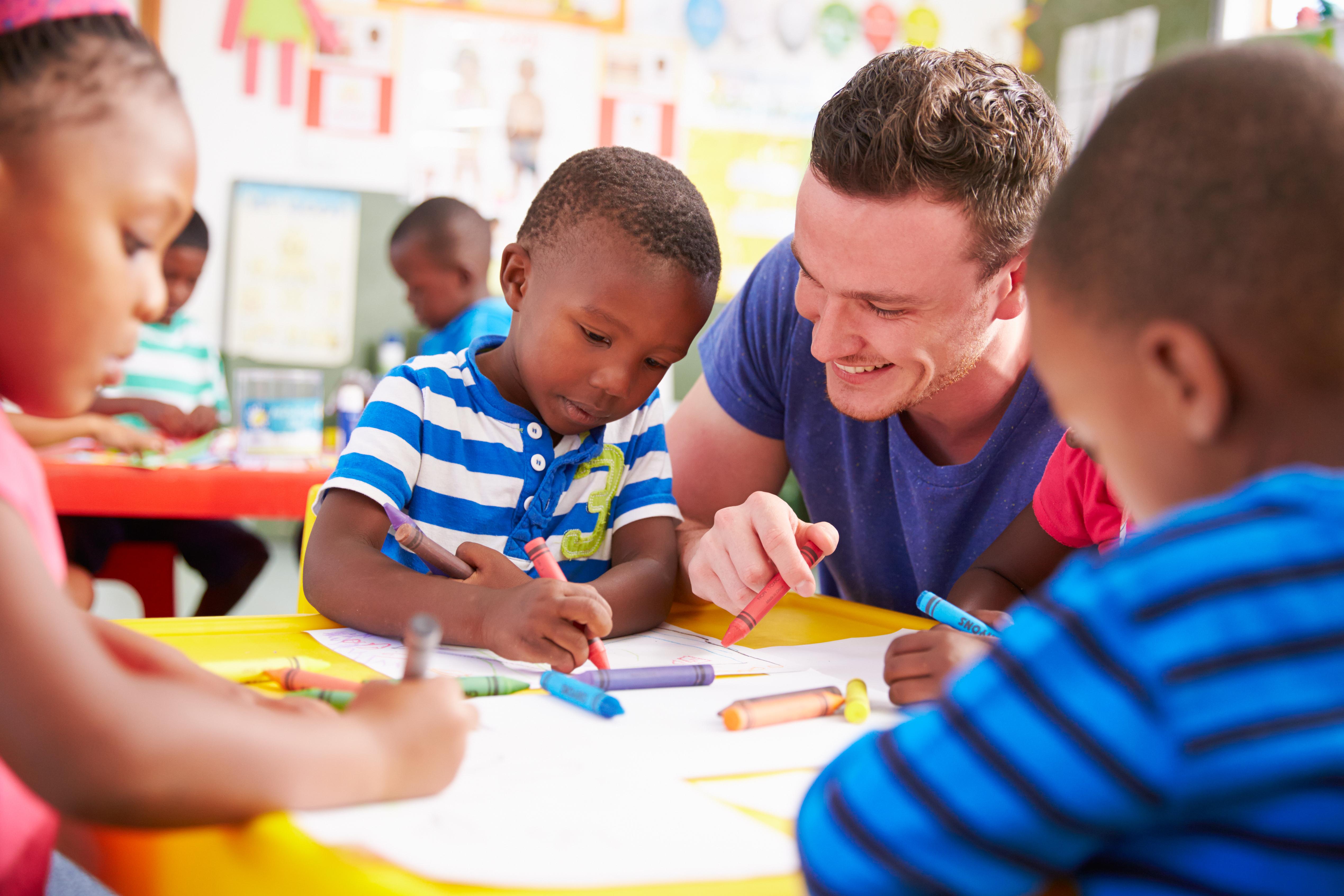 Saint Paul Lutheran School Westlake Ohio Programs And Services Achievement Centers For Children